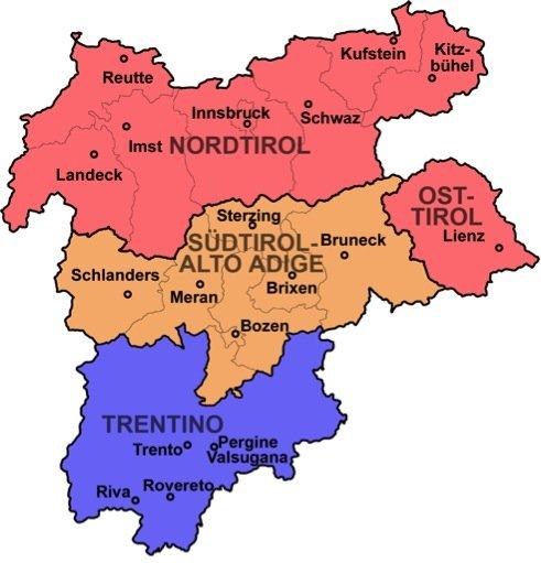 Dél-Tiroli munkalehetőségek